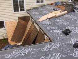 Low Slope Roofing / Grace Ice U0026 Water Shield ...