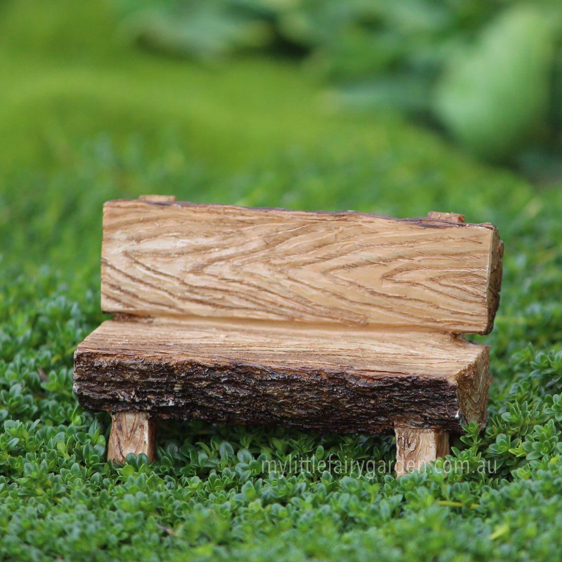 Fairy gardens wa australia miniature fairies furniture for How to make miniature garden furniture