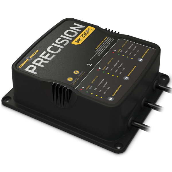 Minn Kota Mk 330 Pc Precision Digital Battery Charger 10