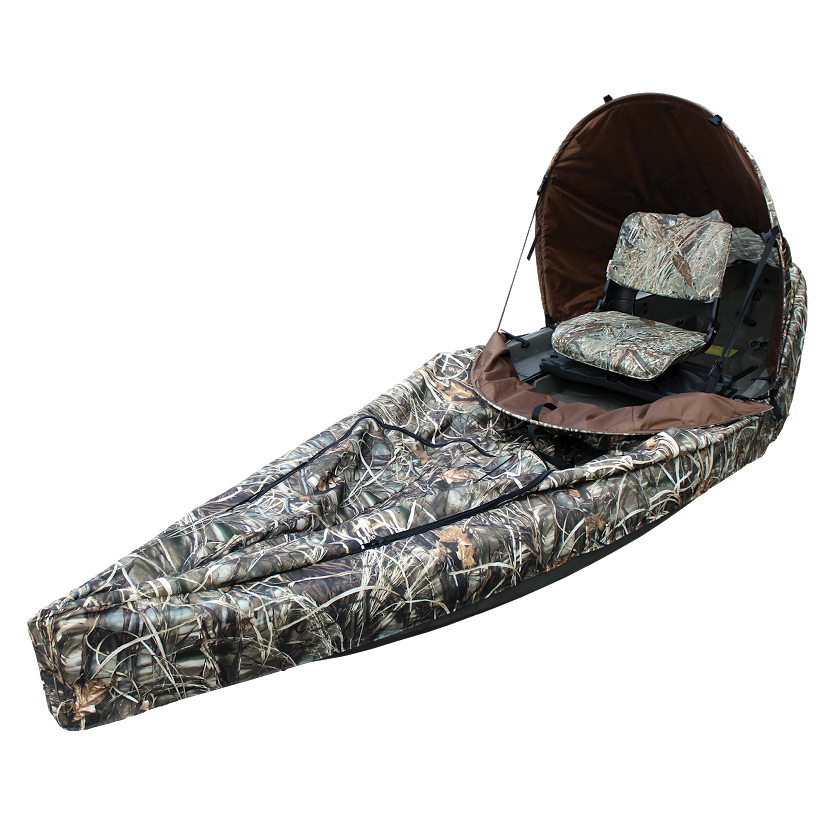 Nucanoe Frontier 12 Upright Duck Blind