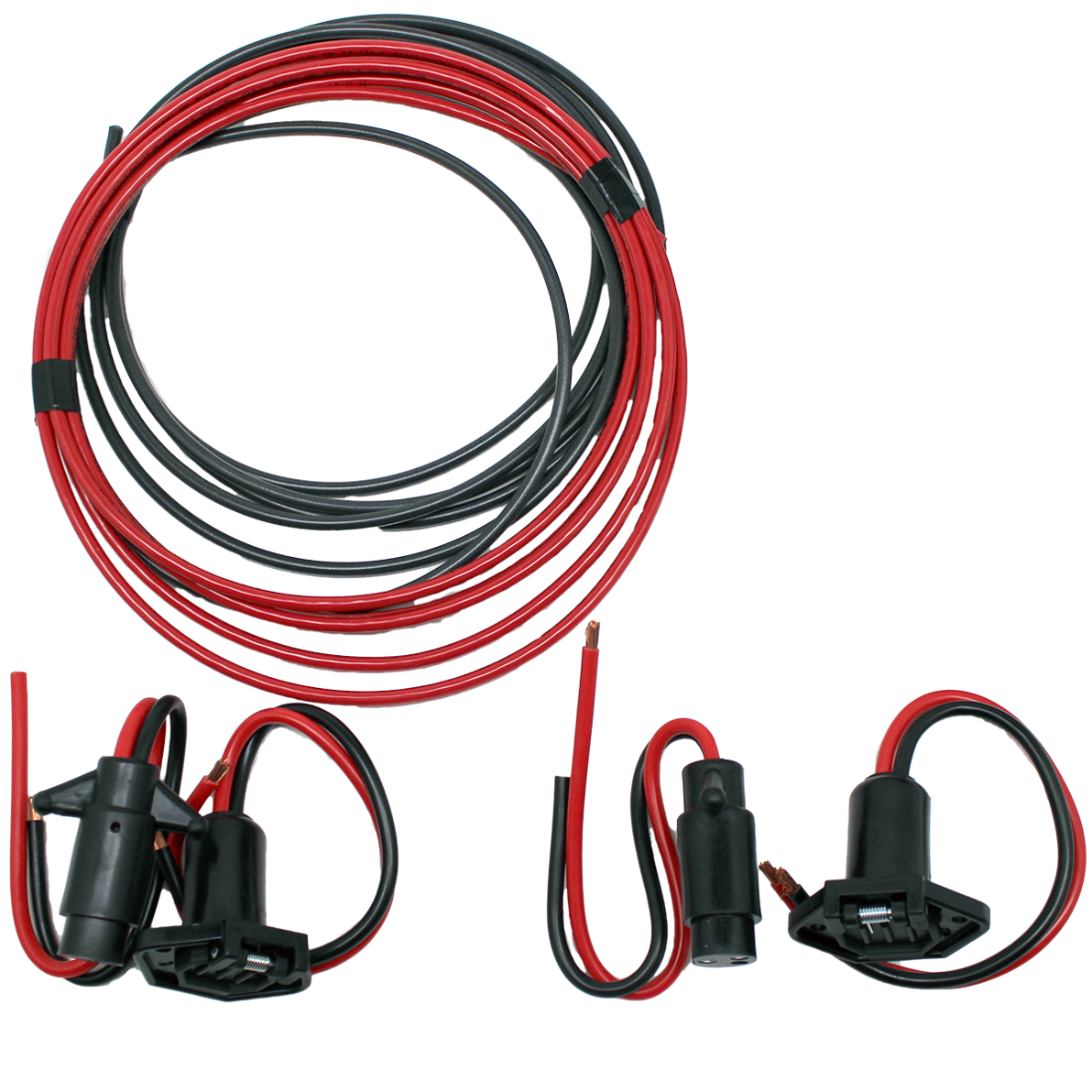 Nucanoe motor wiring kit for Electric trolling motor accessories