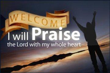 Praise Sermon MiniSeries